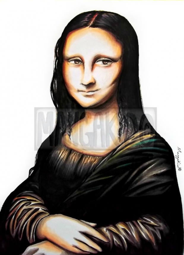 [My] Mona Lisa