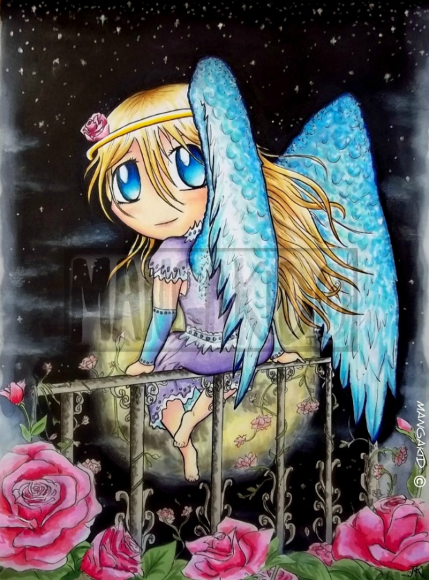Little Angel w/ BG
