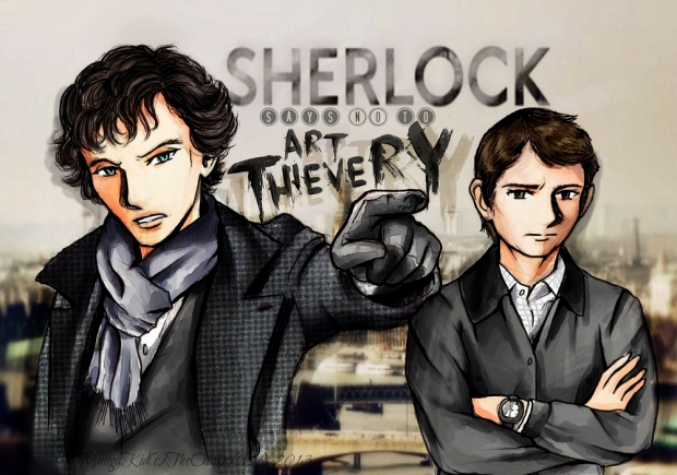 Sherlock Says No
