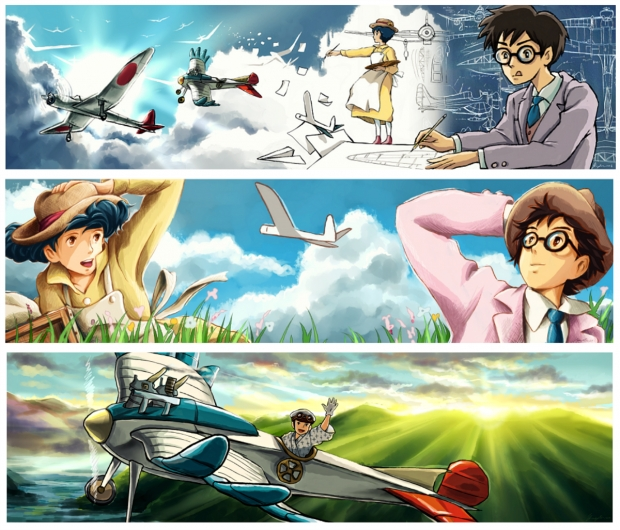 The Wind Rises Tribute