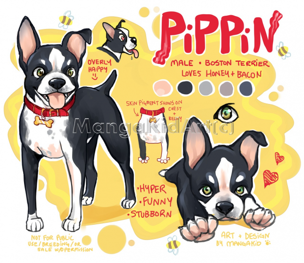 Pippin-Doggy Ref
