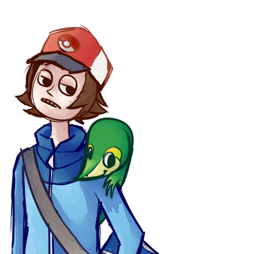 Hilbert and Snivy