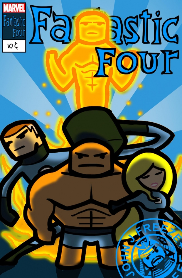 Fantastic Four - Tribute