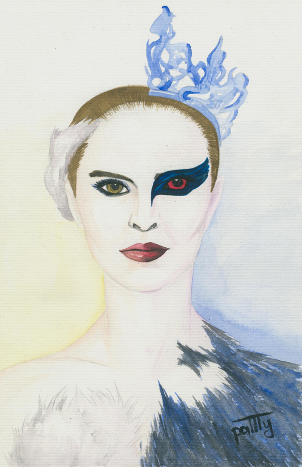 Becoming of the Black Swan