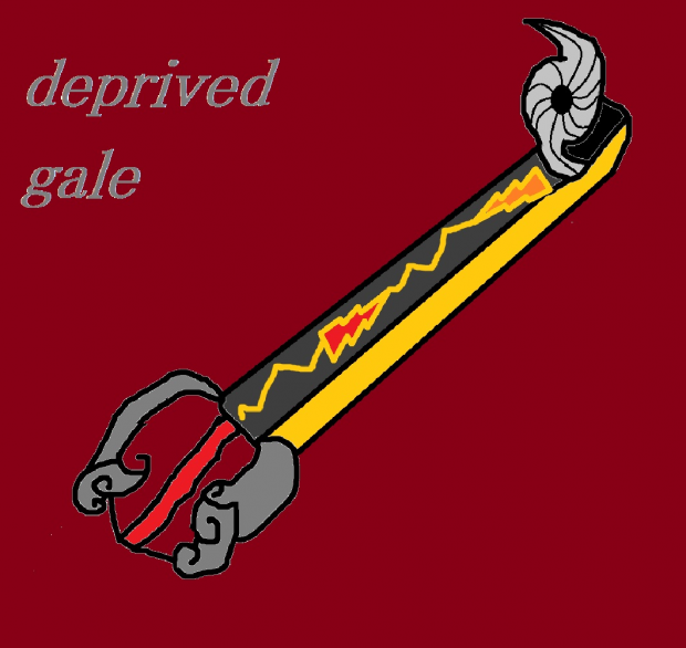 deprived gale