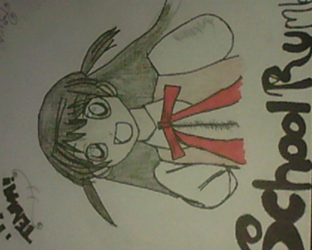 School Rumble Tenma