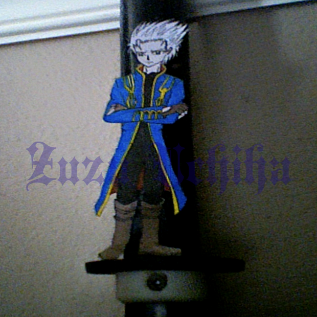 Vergil owns the Sword