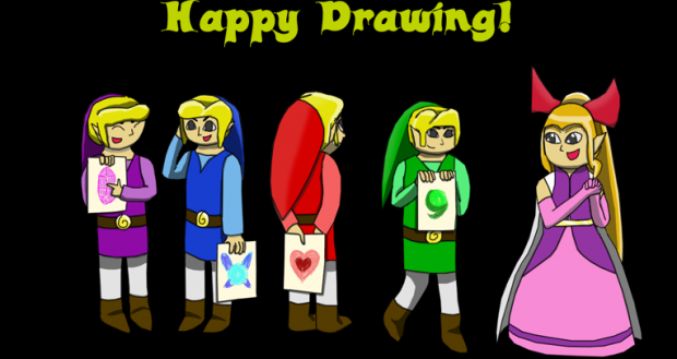 The Random Drawing Contest Post Pic