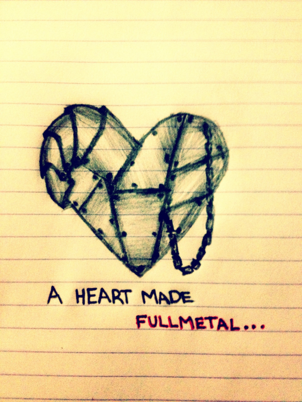 A Heart Made Fullmetal