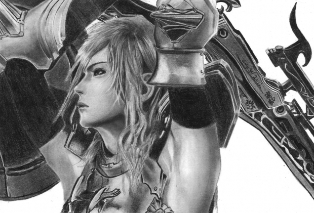 Lightning Final Fantasy XIII-2