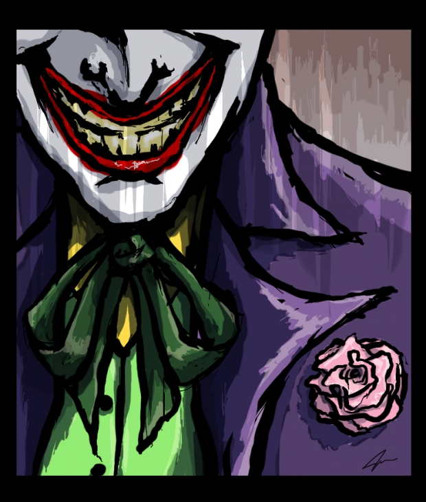 The Joker's Smile