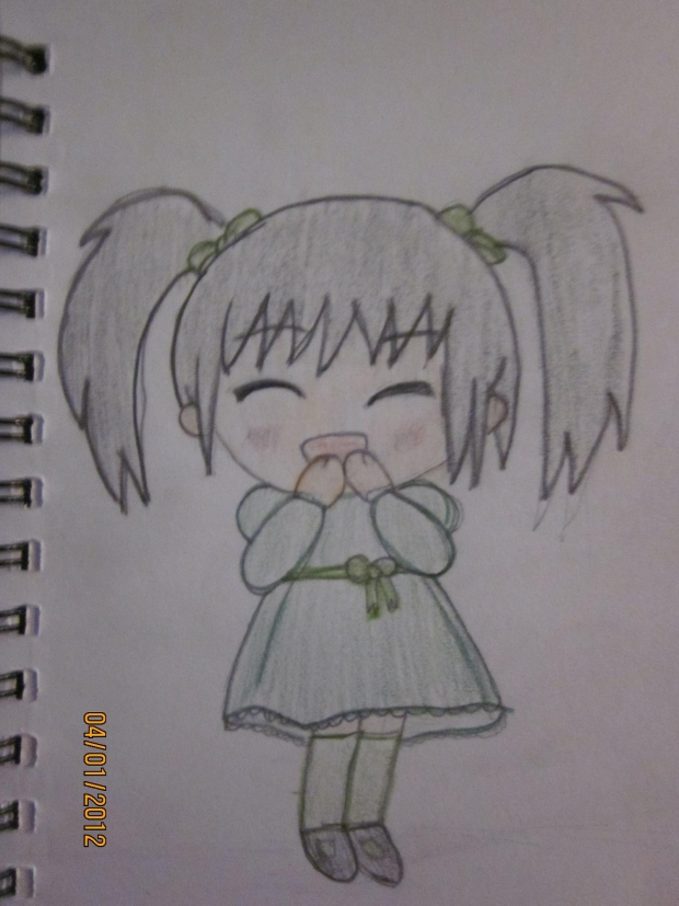 Young Chibi Girl