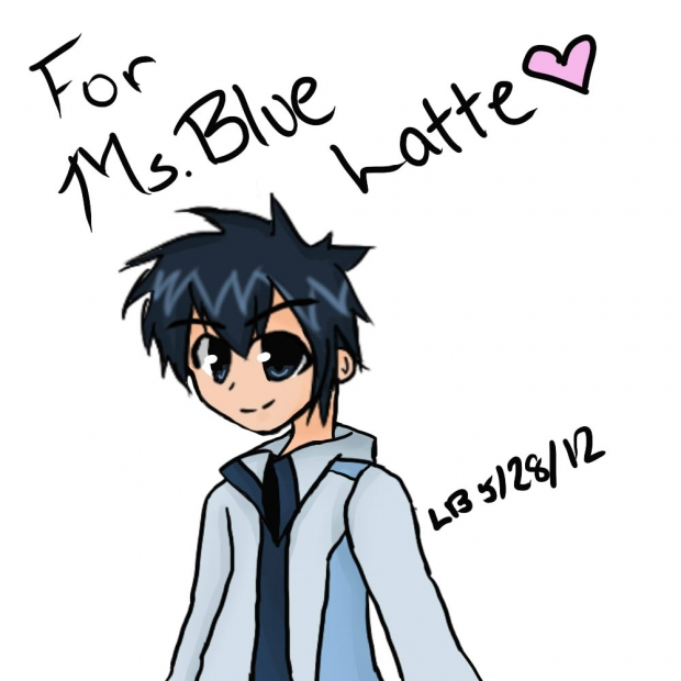 Gray Fullbuster for Blue Latte