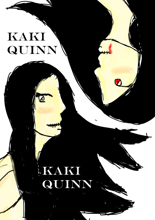 Kaki Quinn Two sides