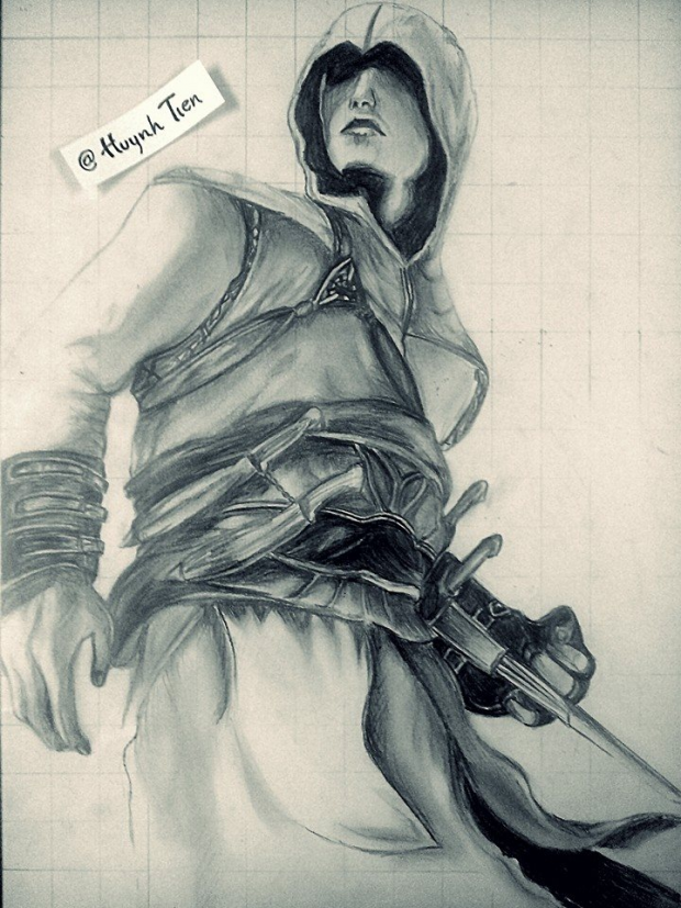 Altair - Assassin's Creed 1