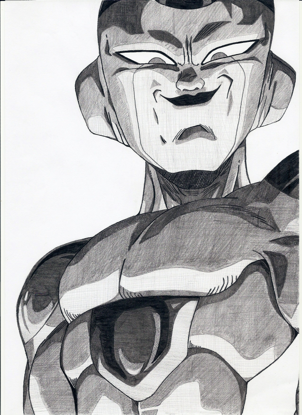 Diabolical Frieza