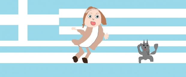 Chibi Greece