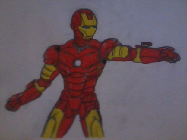Ironman Mark III