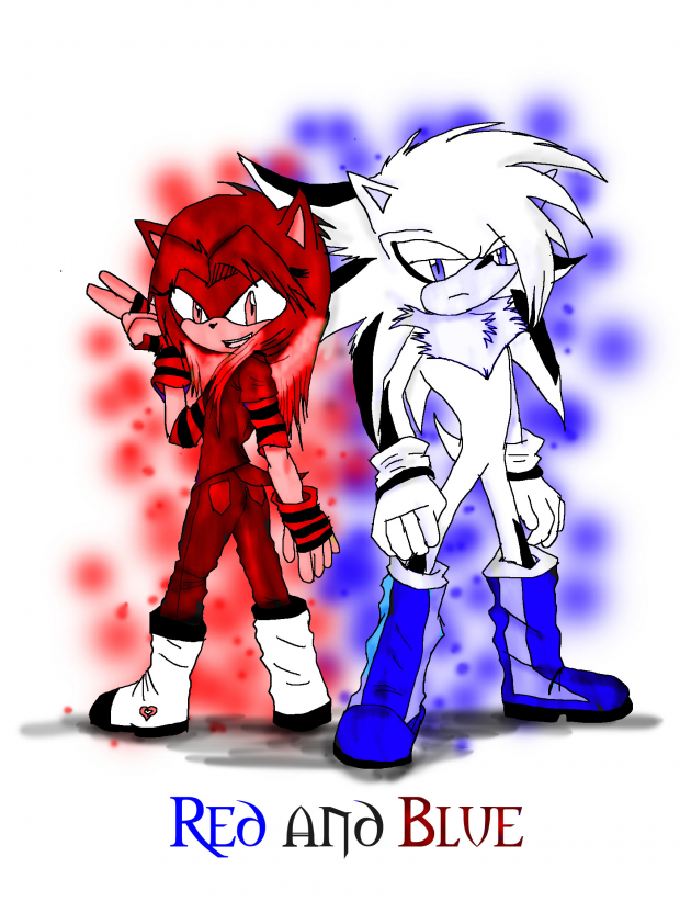 Red Oni and Blue Oni