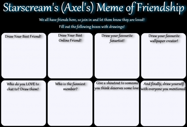 Friendship Meme Base