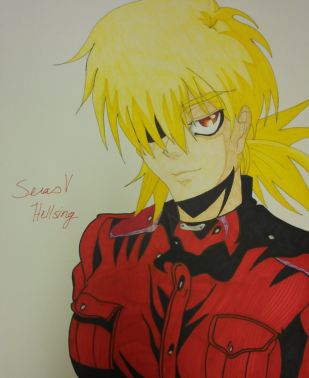 Seras - Hellsing Ultimate