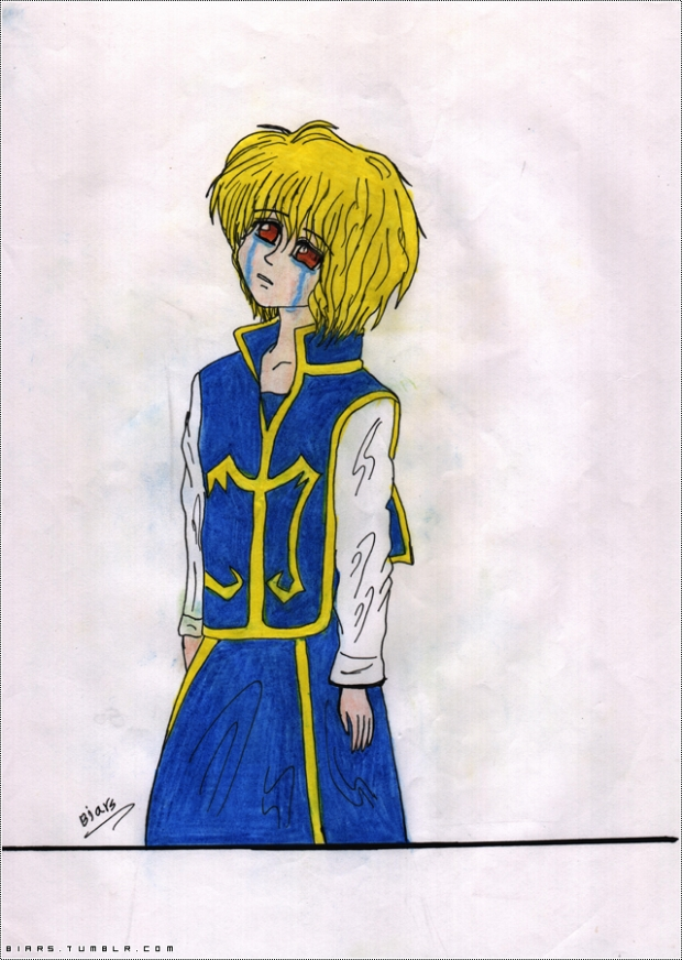 Hunter X Hunter - Kurapica