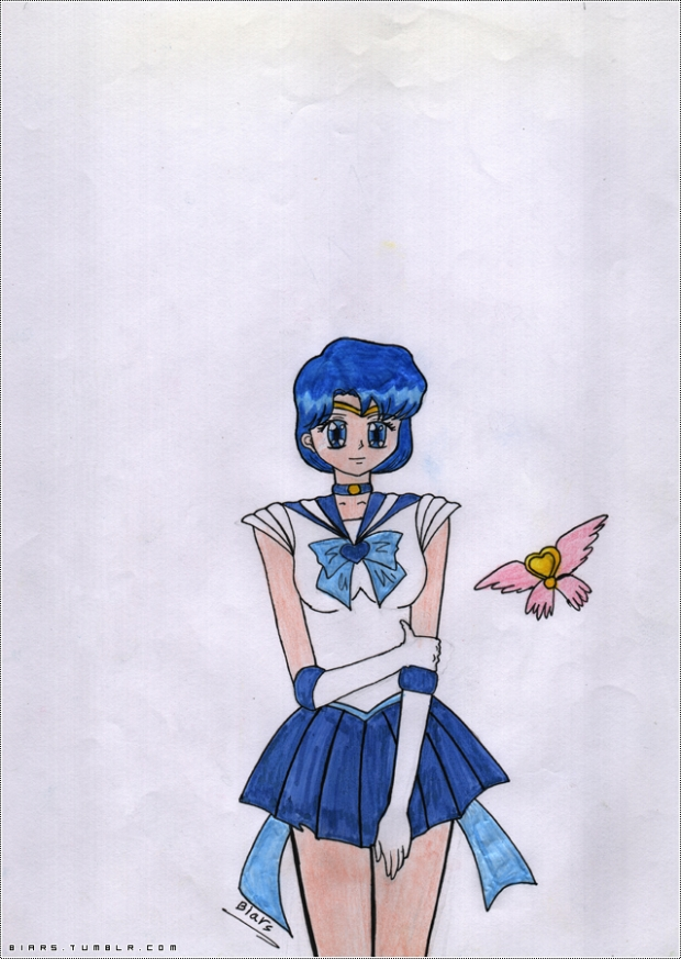 Sailor Moon - Mercury