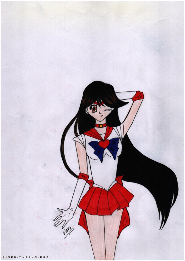 Sailor Moon - Mars