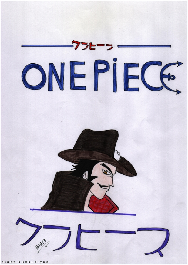 One Piece - Mihawk