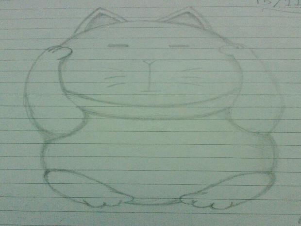 the stony cat ~
