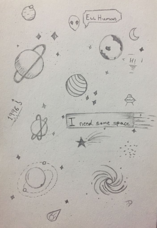 need for space~