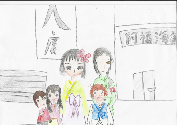 The Asiatic Group Photo