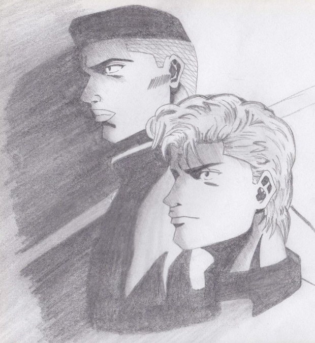 gory and sakuragi