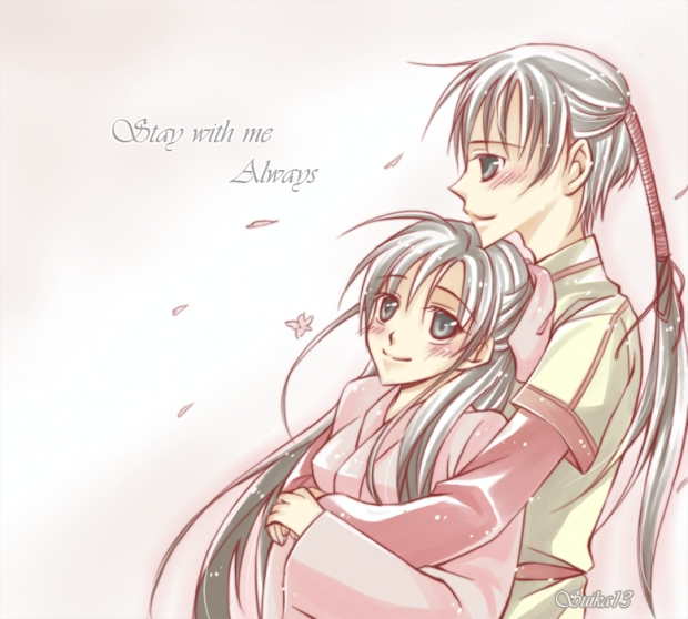 FY: Stay With Me