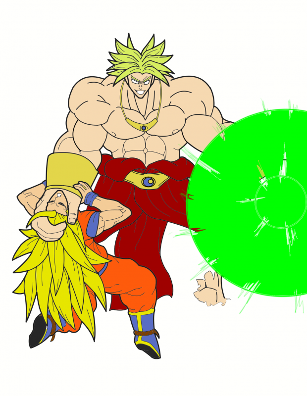Broli overpowered