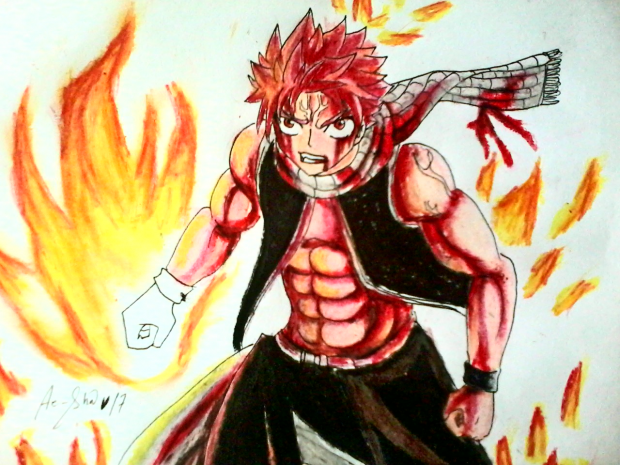 the fire dragon slayer
