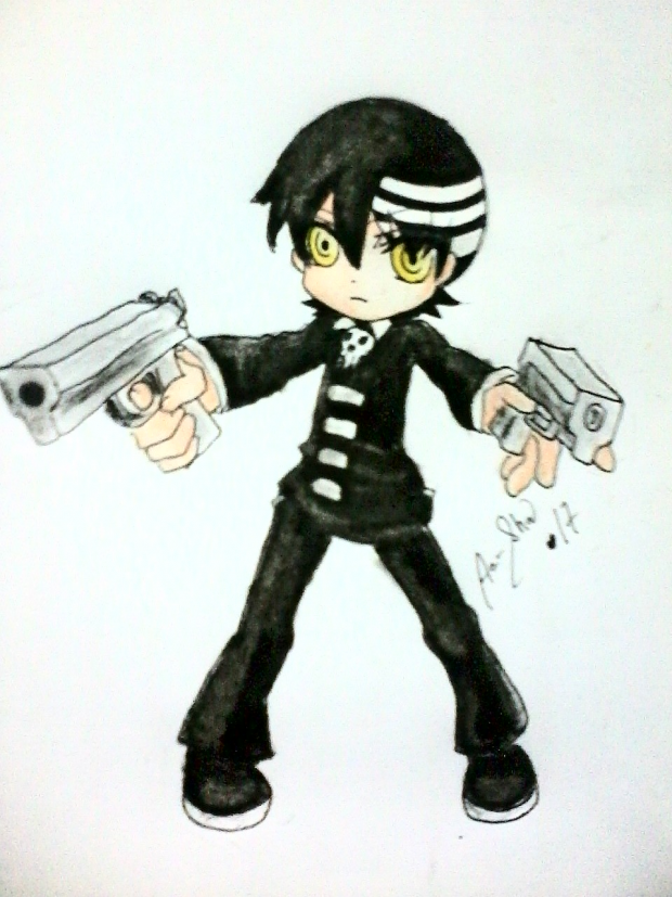 death the kid ^^