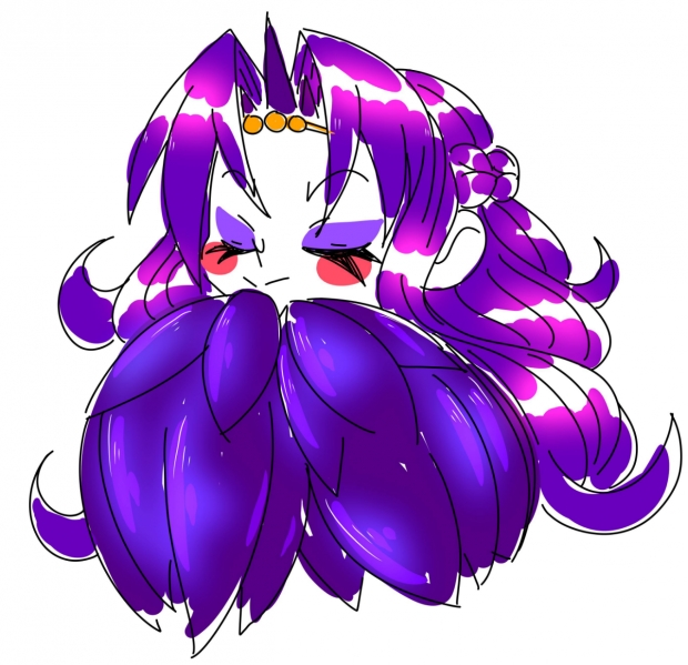 Kars fluffy feathers