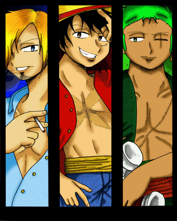Monster Trio