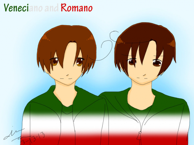 The Italian Brothers~