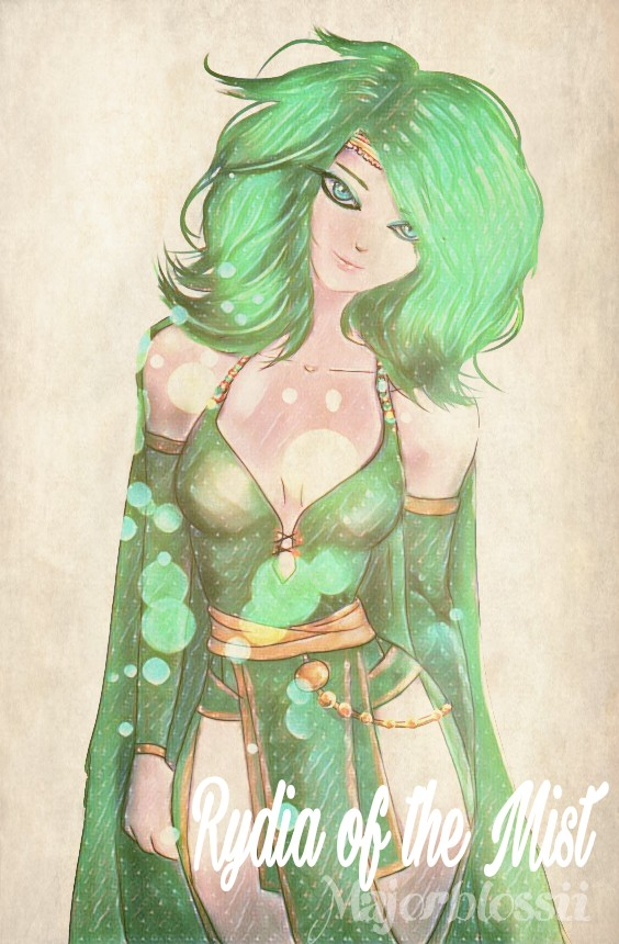 Rydia of the Mist