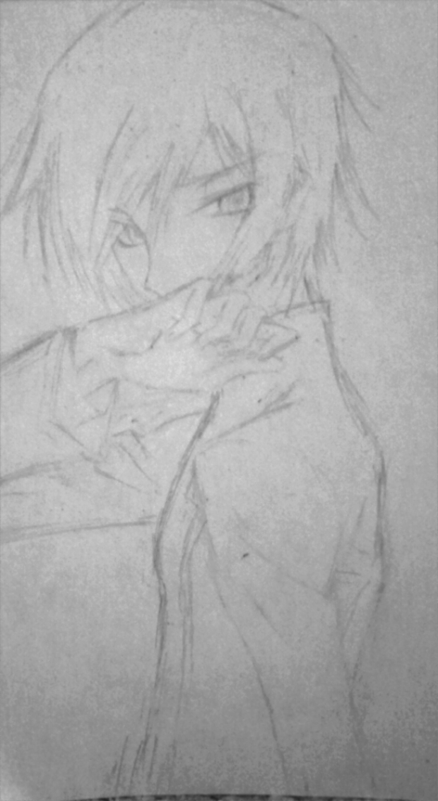 Lelouch (initial sketch)