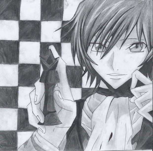 Chess Master Lelouch