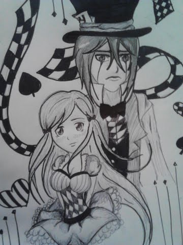 Bleach in Wonderland