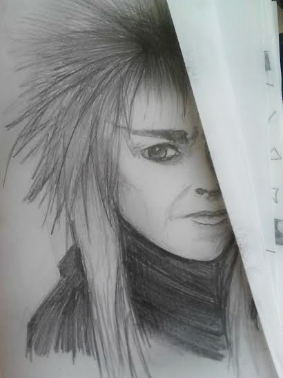 Goblin King Sketch