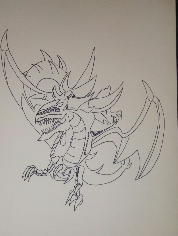 slifer Sky dragon