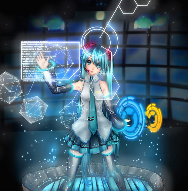 Future Sound - Hatsune Miku