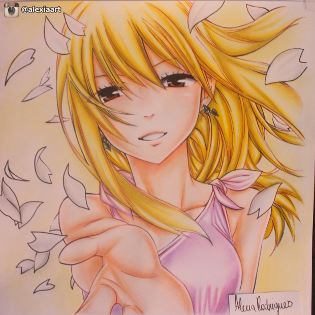 Lucy Heartfilia - Fairy Tail