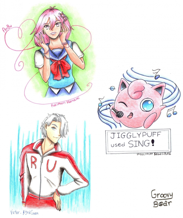 Requested Doodles 1