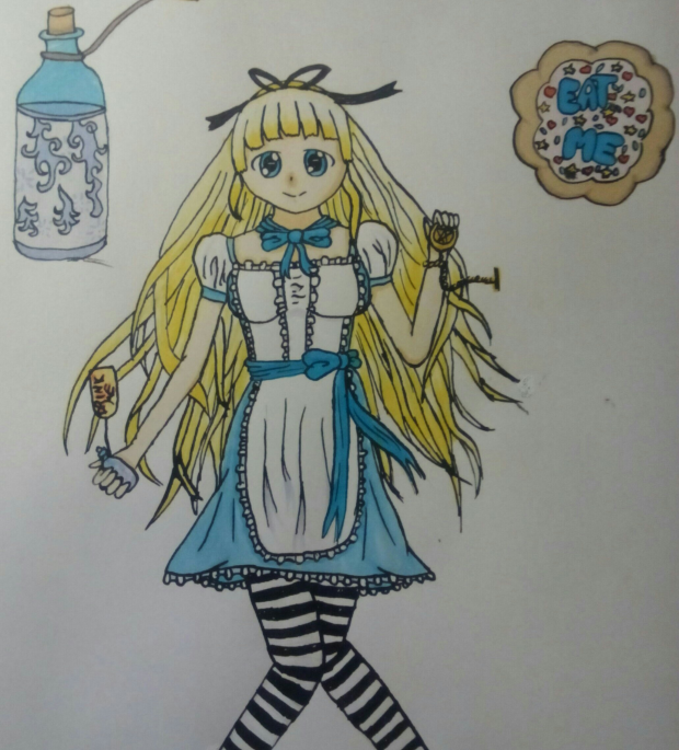 My own Alice